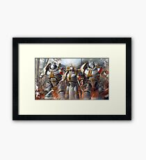 Warhammer 40K Grey Knights Framed Print