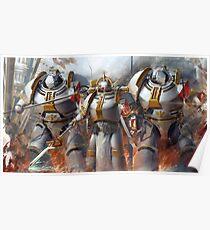 Warhammer 40K Grey Knights Poster