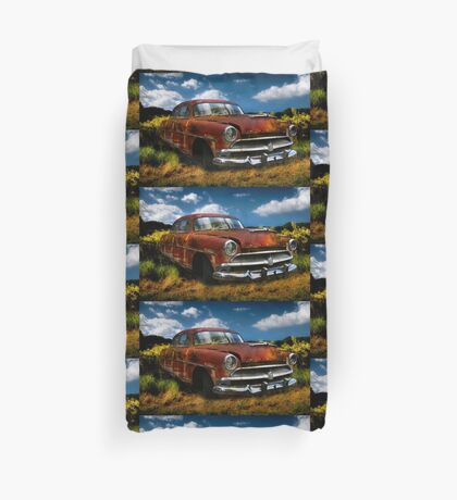 SuperWasp Duvet Cover