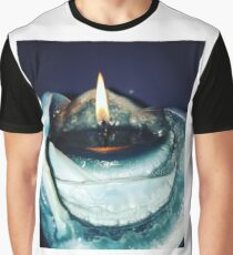 Blue Light Graphic T-Shirt