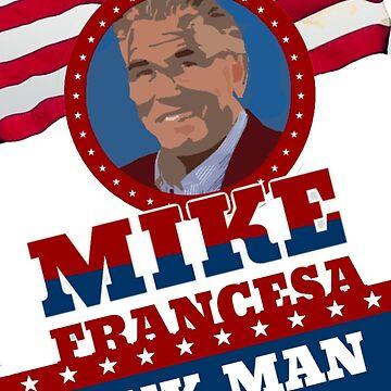 Francesa For President (3) 2016 by francesashirts
