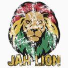 Jah Lion by Steve Harvey
