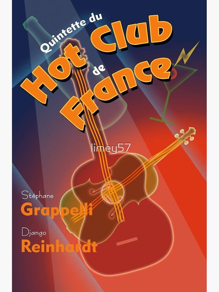 Quintette du Hot Club de France by limey57