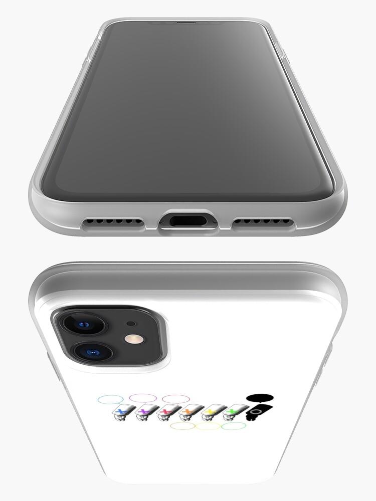 Alternate view of Rainbow Bernards iPhone Case & Cover