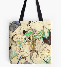 kitschen sink series: {3} (map-ly) Tote Bag