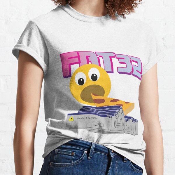 8ts Fat Pizza Classic T-Shirt