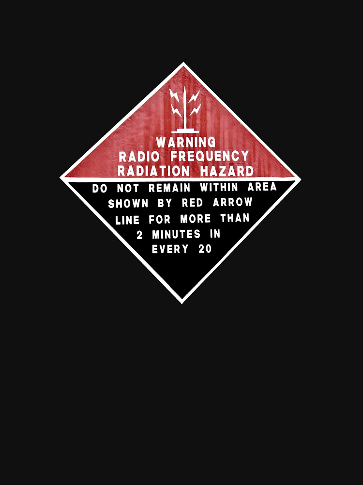 RF Radiation Hazard by martybugs