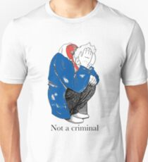 Mosher - Stop Criminalization of the Homeless (2) Unisex T-Shirt
