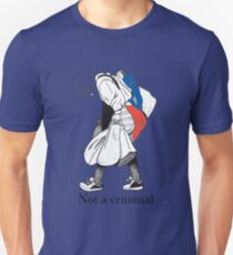 Mosher - Stop Criminalization of the Homeless (1) Unisex T-Shirt