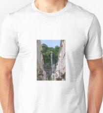 Long drop T-Shirt