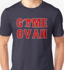 GAME OVAH NAVY Unisex T-Shirt