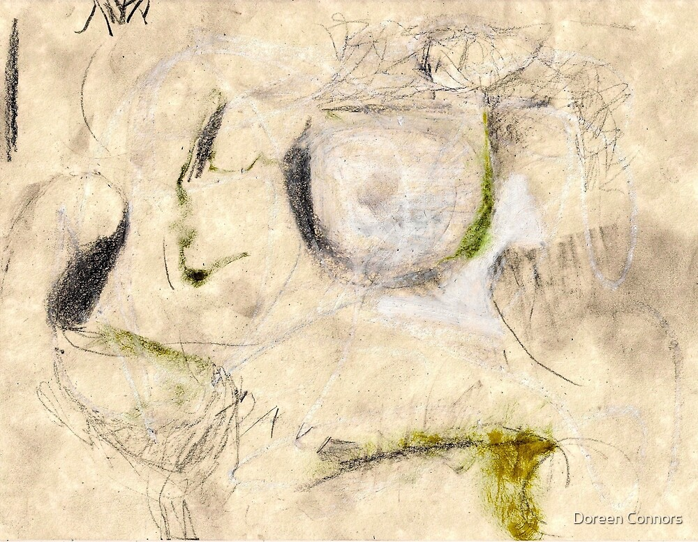 drawing 3 by Doreen Connors