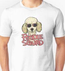 CREAM POODLE SQUAD Unisex T-Shirt