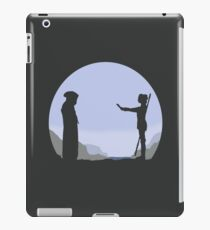 Meeting Luke - Minimal  iPad Case/Skin