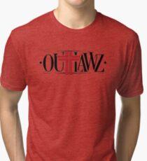 Tupac Tri-blend T-Shirt