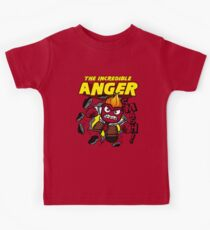 The Incredible Anger Kids Clothes