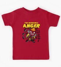 The Incredible Anger Kids Tee