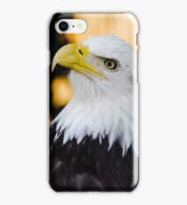 Eagle on Vancouver Island iPhone Case/Skin