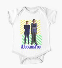 FitzSimmons #JudgingYou One Piece - Short Sleeve