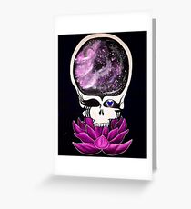 Grateful to be Dead Greeting Card