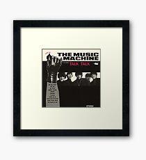 Music Machine Framed Print