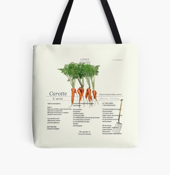 my carrot All Over Print Tote Bag