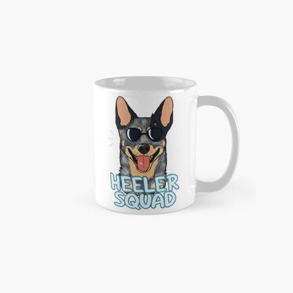 HEELER SQUAD (blue) Classic Mug
