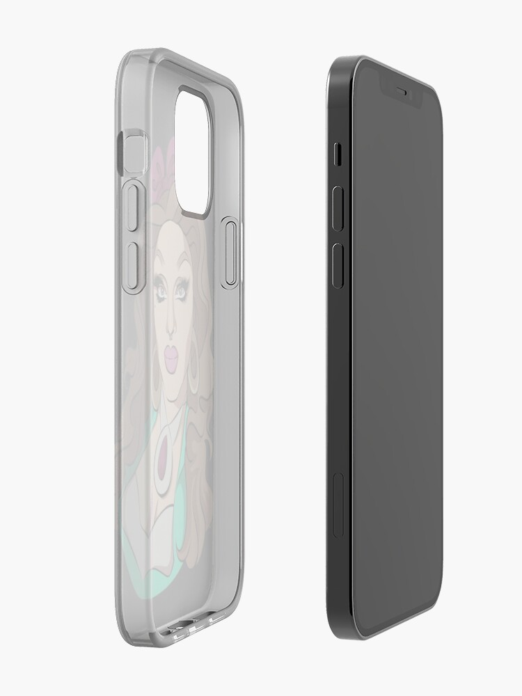 Alternate view of Isabella Cartoon iPhone Case & Cover