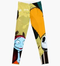 Sally and Jack Leggings