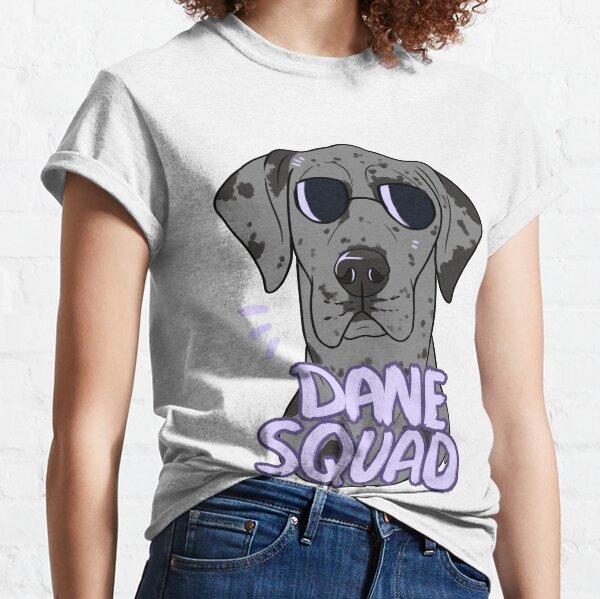 DANE SQUAD (merle) Classic T-Shirt