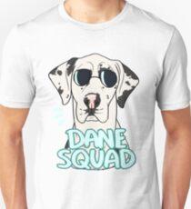 DANE SQUAD (harlequin) Unisex T-Shirt