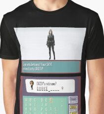 Skye Evolved Into Daisy! - Double Screen Version Graphic T-Shirt