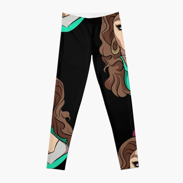 Isabella Cartoon Leggings