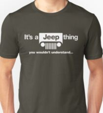 It's a Jeep thing T-Shirt