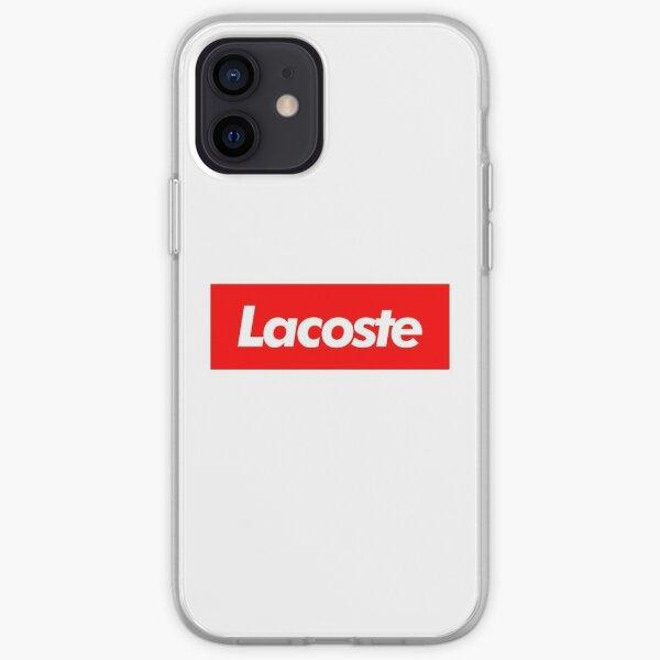 Lacostes Coque souple iPhone