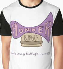 Honker Burger Since 1991 Graphic T-Shirt