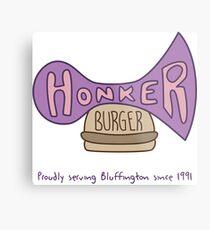 Honker Burger Since 1991 Metal Print