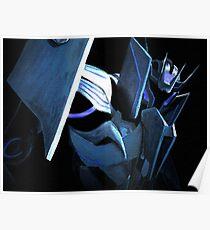 Transformers Prime: Soundwave Poster