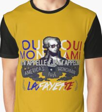 Lafayette: America's Fave. Graphic T-Shirt