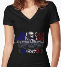 Lafayette: America's Fave. Women's Fitted V-Neck T-Shirt
