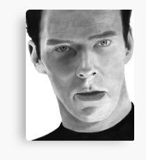 Benedict Cumberbatch - John Harrison - Khan Canvas Print