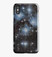 The Pleiades Star Cluster iPhone Case