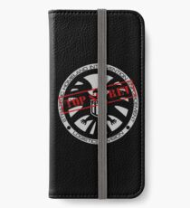 I Know, It's a Mouthful iPhone Wallet/Case/Skin