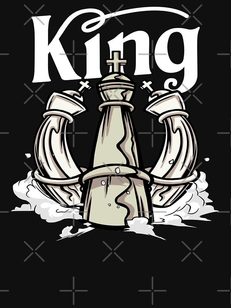 Chess king by iBruster
