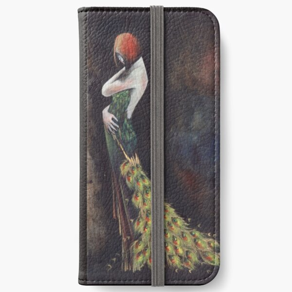 The Woman iPhone Wallet