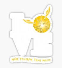 More Powerful than Magic  Sticker