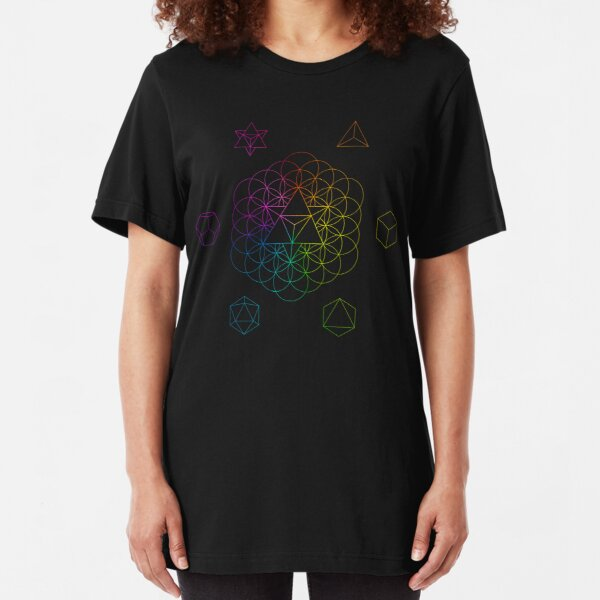 From the void full spectrum Slim Fit T-Shirt