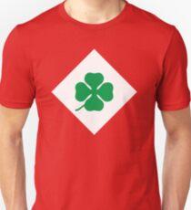 Alfa Quadrifoglio Shirt (Ugo Sivocci) T-Shirt