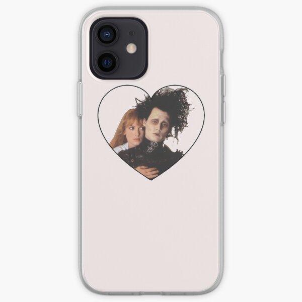 Edward and Kim iPhone Soft Case
