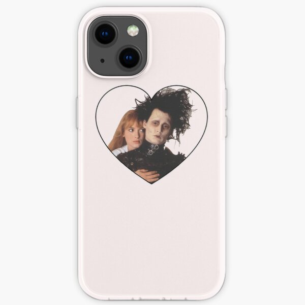 Edward et Kim Coque souple iPhone